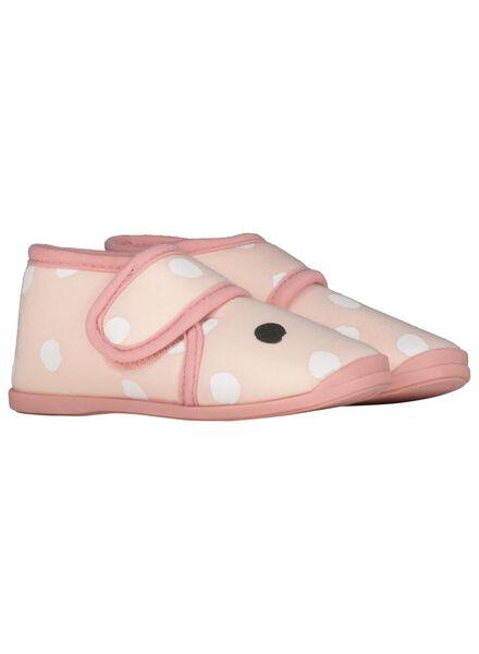 Kinder-Hausschuhe rosa rosa - 1000014406 - HEMA