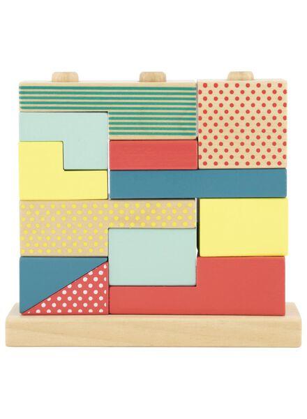 houten stapelpuzzel - 15190243 - HEMA