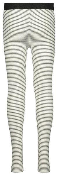 Kinder-Leggings schwarz/weiß schwarz/weiß - 1000020202 - HEMA