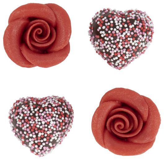 roses en pâte d'amande 75 g - 10056010 - HEMA