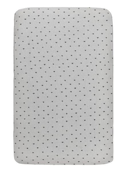 Kinder-Spannbettlaken, 60 x 120 cm - 33328015 - HEMA