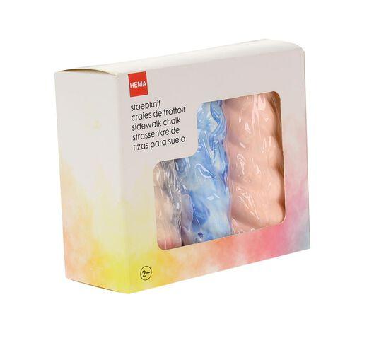 3 pieces pavement chalk unicorn - 15820065 - hema