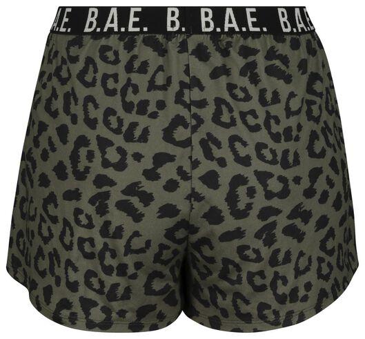 B.A.E. women's night shorts brown brown - 1000018763 - hema