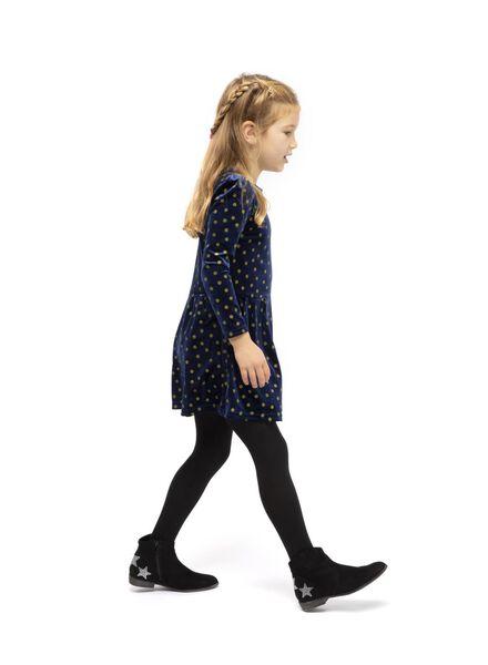 Kinder-Kleid blau 86/92 - 30809438 - HEMA