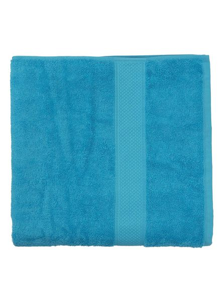 towel - 70 x 140 cm - heavy quality - aqua aqua towel 70 x 140 - 5214605 - hema