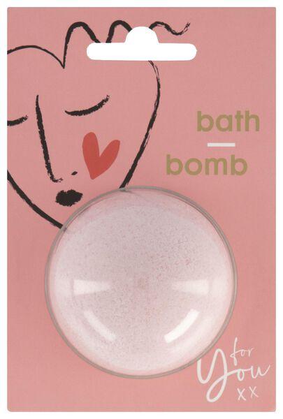 bath bomb with cherry blossom extract - 11314440 - hema
