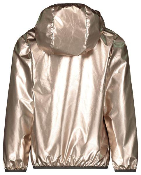 children's jacket with a hood gold gold - 1000017854 - hema
