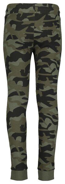 children's sweatpants green green - 1000017701 - hema