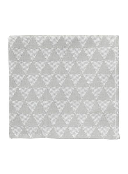 tea towel 65 x 65 cm - 5440237 - hema