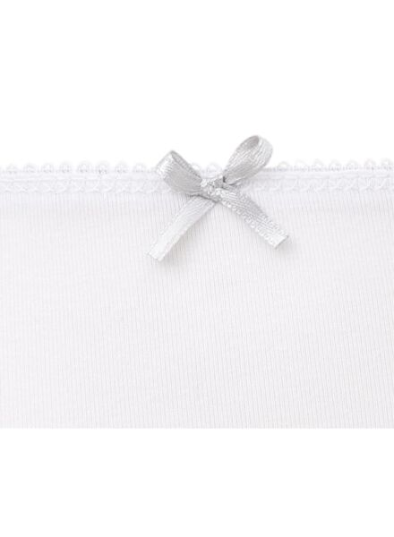 3-pack women's briefs grey melange grey melange - 1000007837 - hema