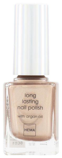 vernis à ongles longue tenue holo pink - 11240036 - HEMA