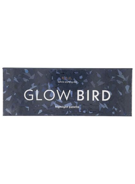 B.A.E. highlight palette - glow bird - 17720012 - hema