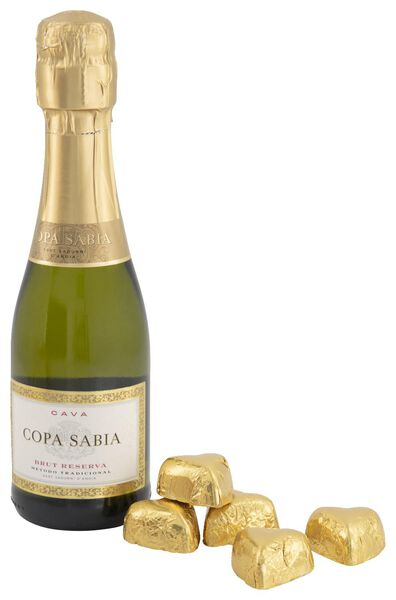 Copa Sabia cava et chocolats - 17399645 - HEMA