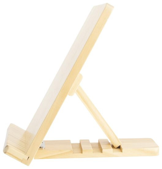 Tablet-Ständer, Holz, 24 x 16 x 22 cm - 60350012 - HEMA