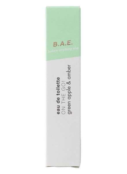 B.A.E. edt on the go! green apple and amber 10ml - 17730014 - HEMA