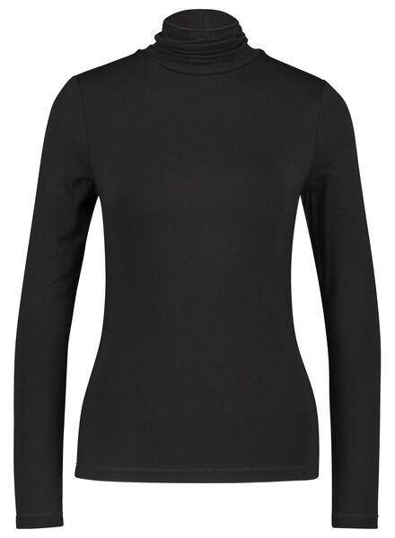 women's top black black - 1000017082 - hema