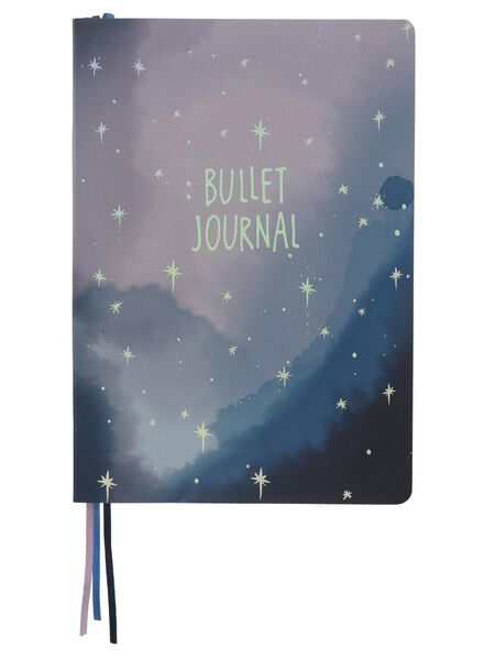 bullet journal A5 - 14133368 - HEMA