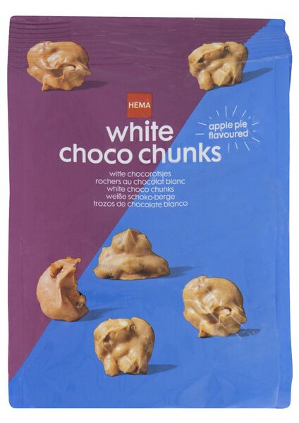 white chocolate rocks - 125 grams - 10380037 - hema