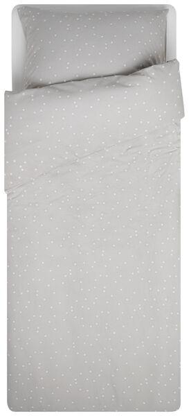 Kinder-Bettwäsche, 140 x 200 cm, Soft Cotton, Sterne - 5710172 - HEMA