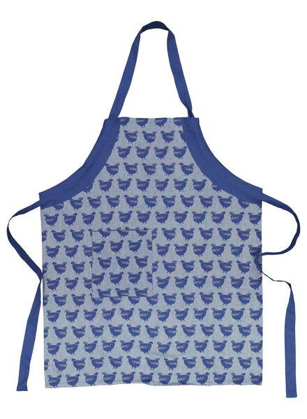 tablier de cuisine poules - 5400148 - HEMA
