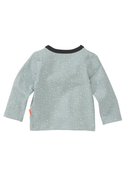 newborn crossover t-shirt light blue light blue - 1000005710 - hema