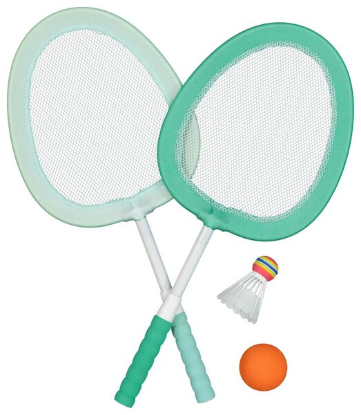 Kinder-Badmintonset - 15860368 - HEMA