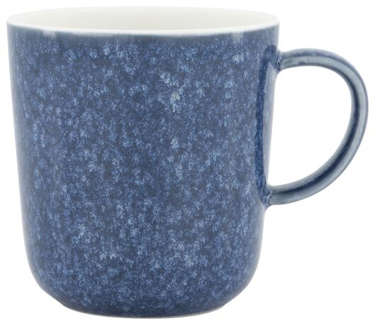 mug Chicago 280 ml - reactive glaze - blue - 9602158 - hema