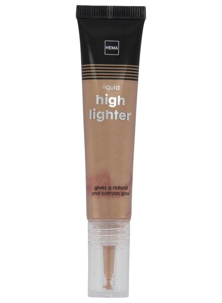 fluid highlighter rosé gold - 11290124 - hema