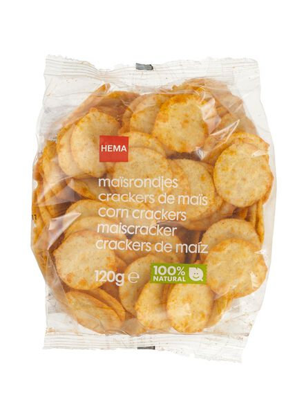 rondelles au maïs - 10610001 - HEMA