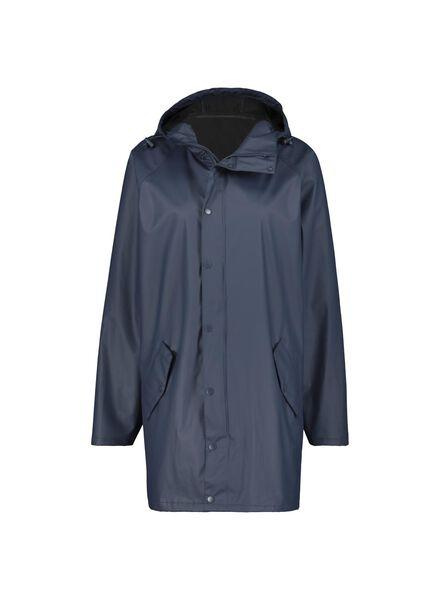 manteau imperméable femme bleu foncé bleu foncé - 1000014742 - HEMA