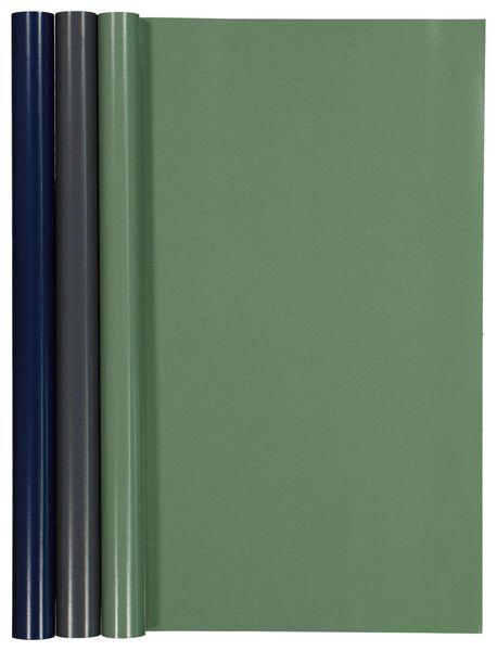 3er-Pack Bucheinschlagpapier, 300 x 50 cm - 14522213 - HEMA