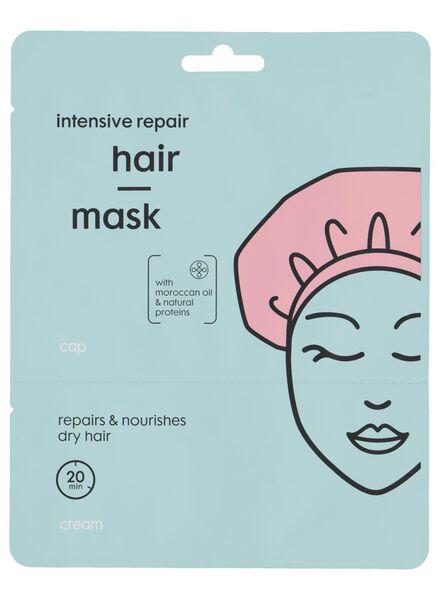 masque pour cheveux avec bonnet - 11057133 - HEMA