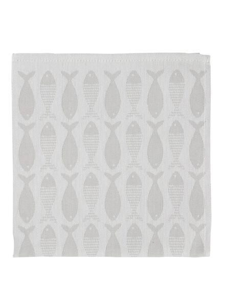tea towel 65 x 65 cm - 5410076 - hema