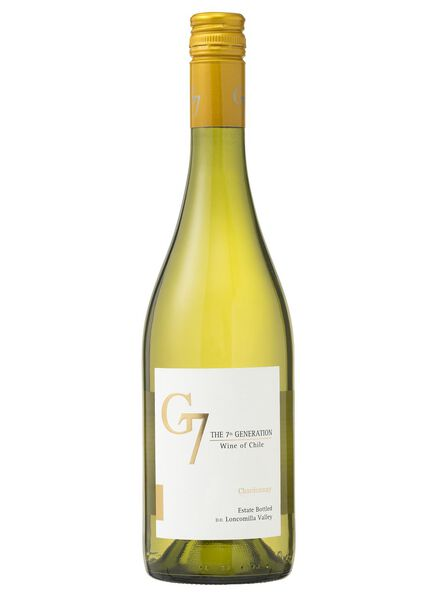 G7 chardonnay 0.75L - 17370022 - HEMA
