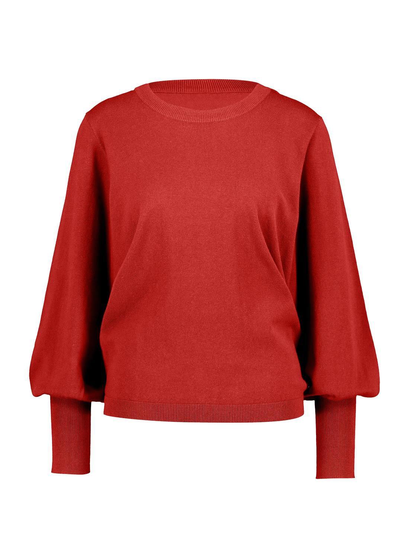 Damen Pullover rot HEMA