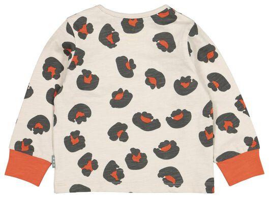 newborn T-shirt sand sand - 1000020568 - hema