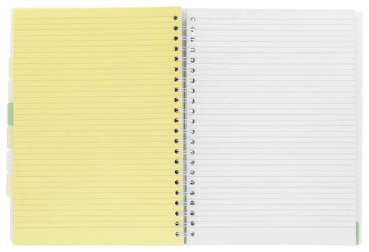 lecture notebook 10-in-1 - A4 - ruled - 14132417 - hema