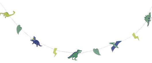 Girlande, 2.5 m, Dinosaurier - 14200412 - HEMA