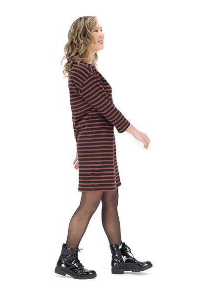 women's dress brown brown - 1000017437 - hema