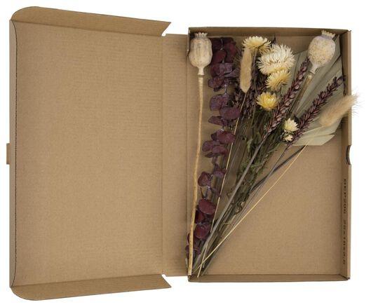 Trockenblumengruß - 13011060 - HEMA