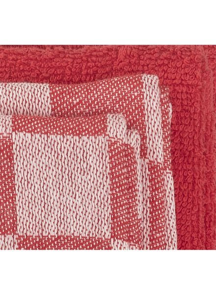 4-pack tea and kitchen towels - 5450018 - hema