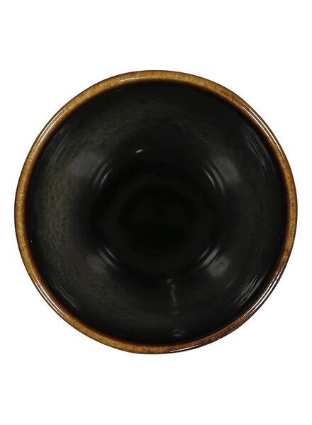mug 8 cm - Porto reactive glaze - taupe - 9602057 - hema