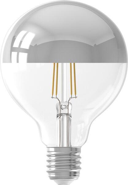 LED-Lampe, 4W, 280Lumen, Kugel, Kopfspiegel silbern - 20020061 - HEMA