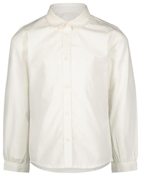 HEMA Chemise Enfant Blanc Cassé (blanc cassé)