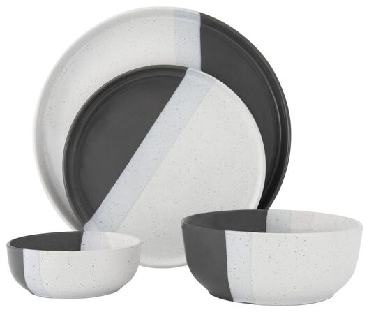 dish - 12 cm - Cordoba - anthracite - 9602131 - hema