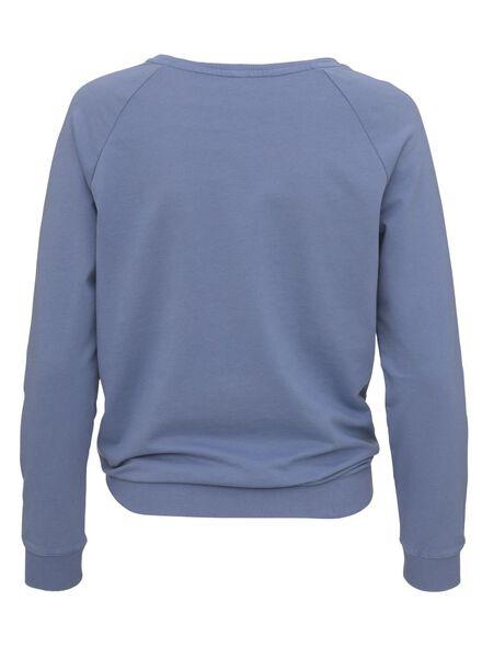women's sweater light blue light blue - 1000006821 - hema