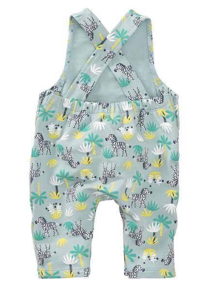 newborn jumpsuit light blue light blue - 1000008062 - hema