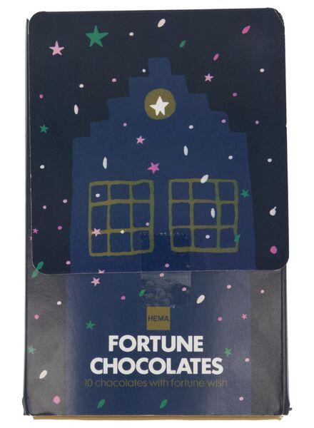 milk chocolate fortunes - 60900367 - hema