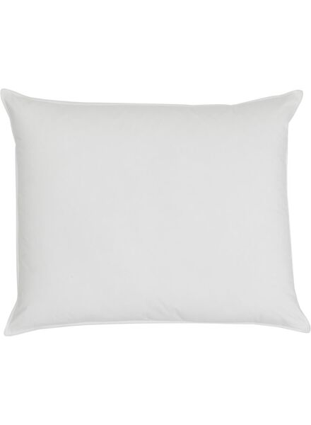oreiller - duvet - position dos et côté - 5811888 - HEMA