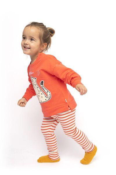 children's sweater coral coral - 1000017615 - hema